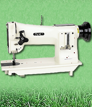 NC206RB Single Needle Walking Foot Sports Sewing Machine