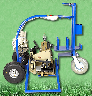 Here at Turf Sewing Machines, we guarantee precision equipment, immediate service, and affordable pricing.